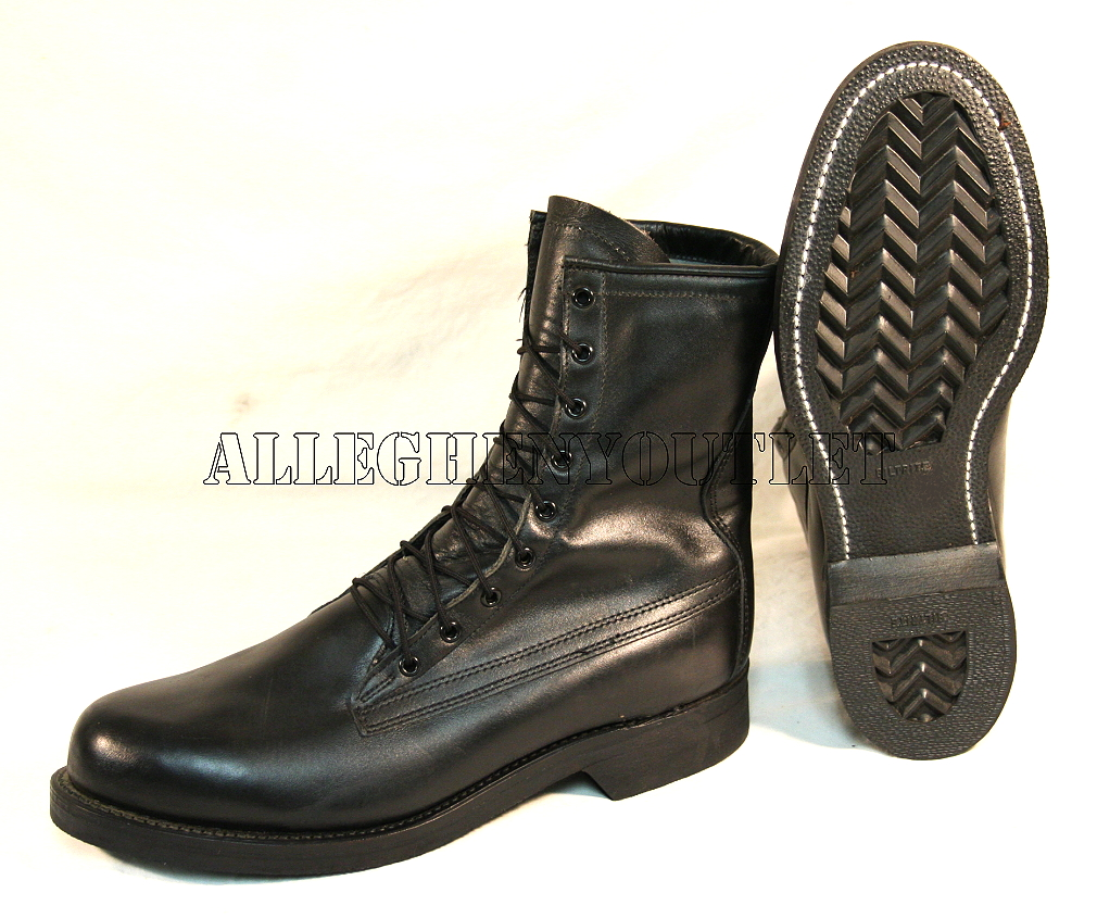 Usgi Military Addison Flyer S Flight Boots Black Fwu 3 P