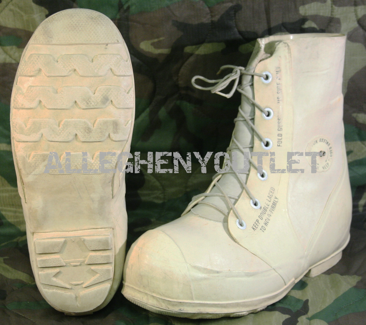 usgi cold weather mickey mouse bunny boots 30