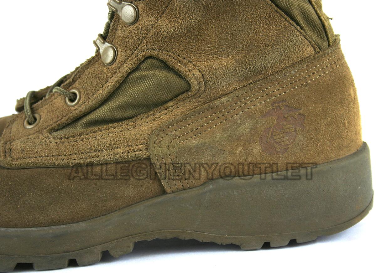 Us Military Hot Weather Coolmax Combat Boots Vibram Sole