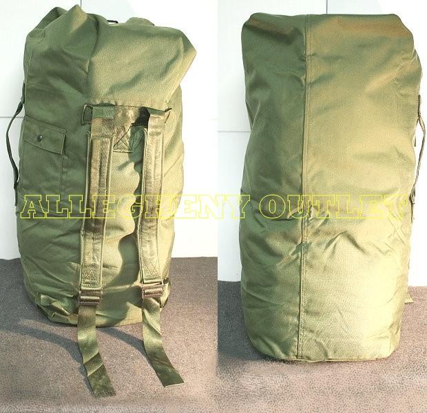 US Gi Military Sea Bag Duffle Duffel Bag Nice on PopScreen 04d3eacfa5e5a