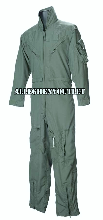 Cheap Fire Retardant Clothing >> USGI CWU-27/P Fire Resistant NOMEX FLIGHT SUIT Flyers ...