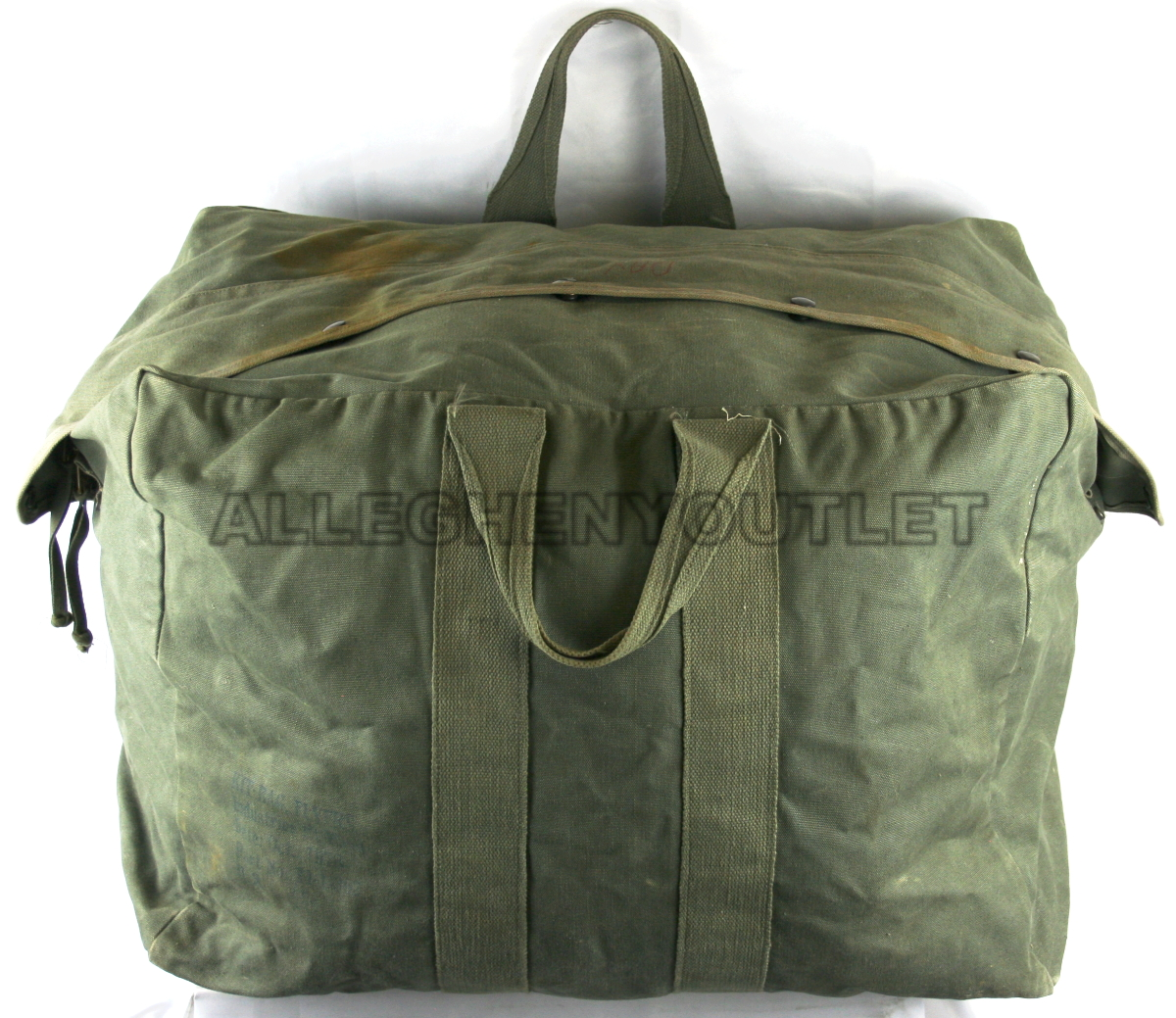 Us Military Air Force A 3 Canvas Flyer S Kit Bag Flight