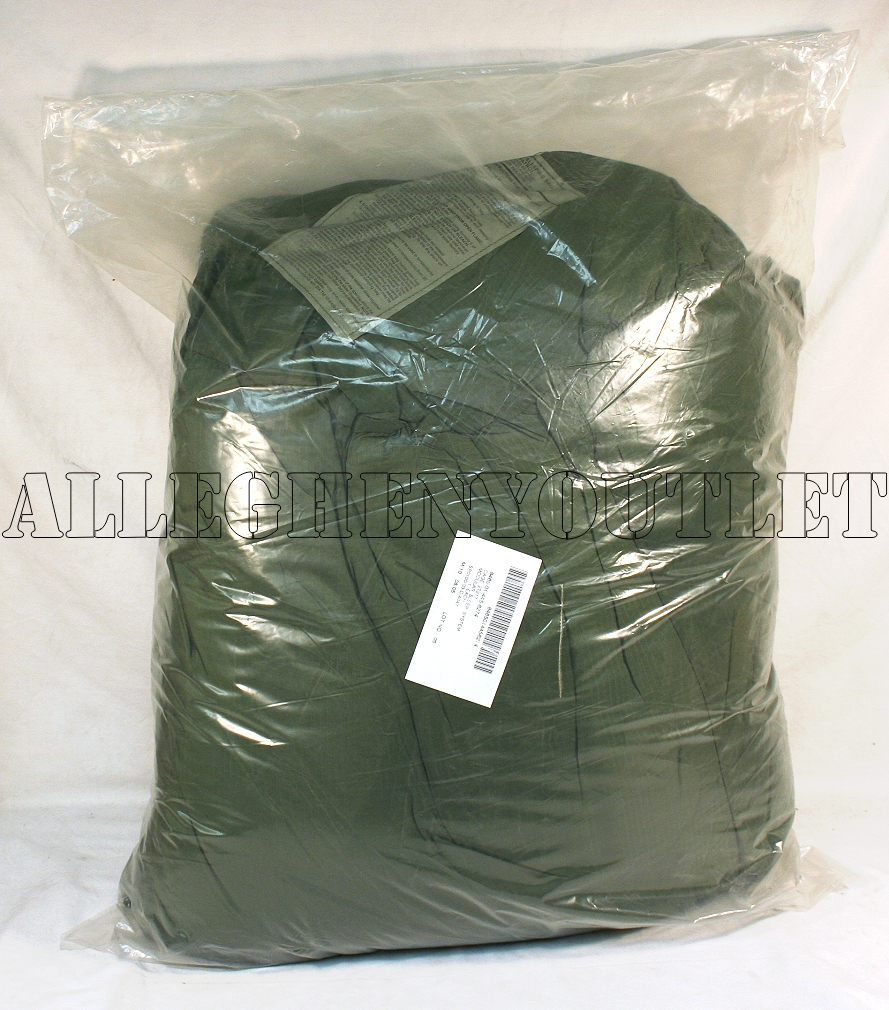 Usgi Ecws Goretex Modular Sleep System Sleeping Bag Mss -40â / 4 Part.