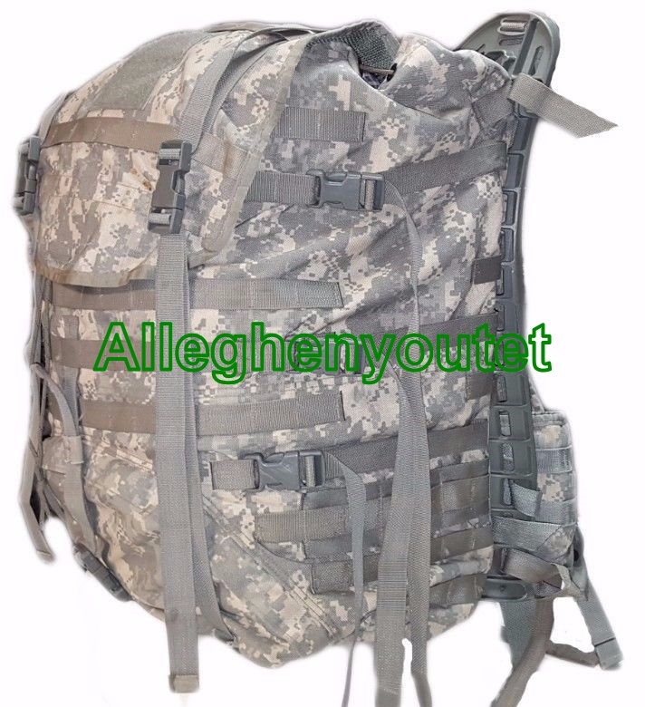 molle ii rucksack assembly instructions